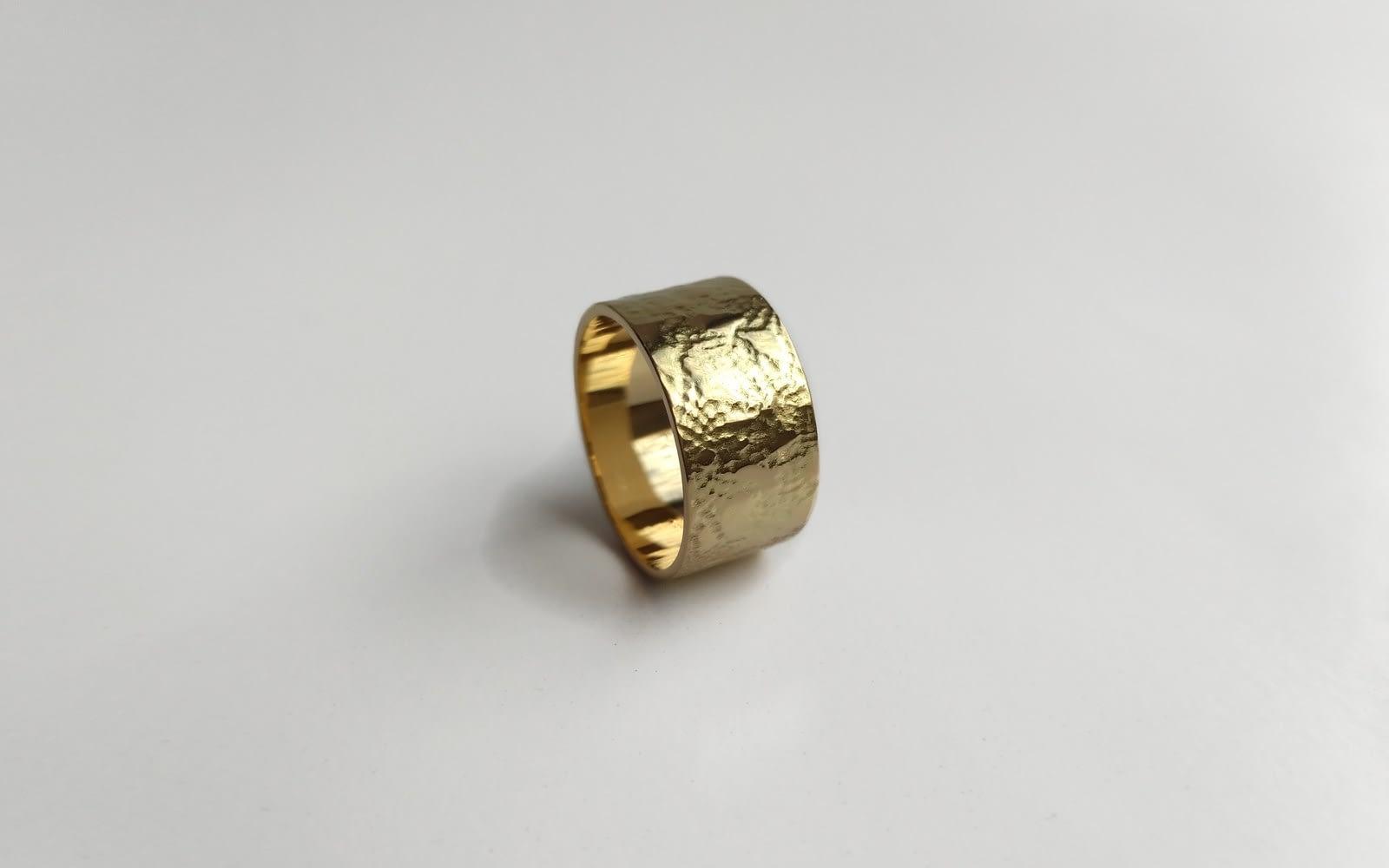 Handwerk, Gold, geprägt