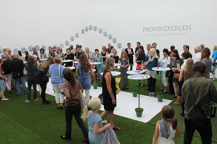 Kunsthalle Rostock / Provinzperlen